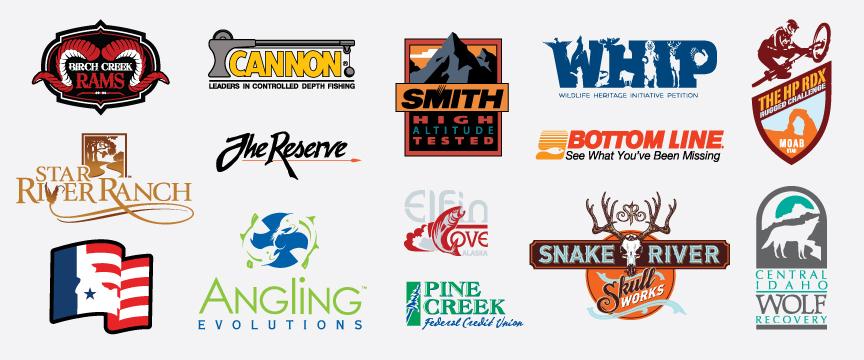 murie outdoor logos
